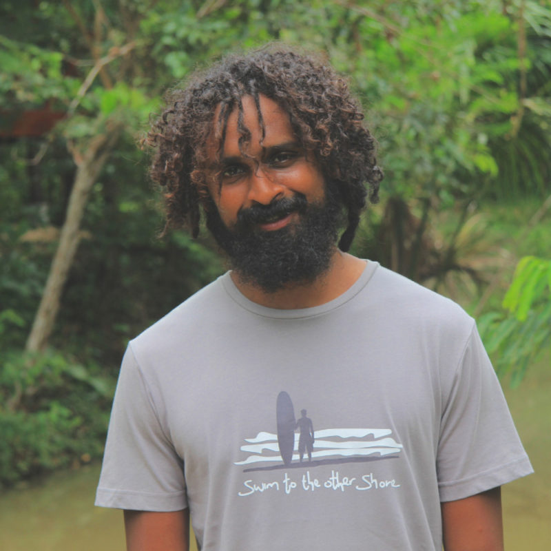 Dhammapada inspired, spiritual t-shirt
