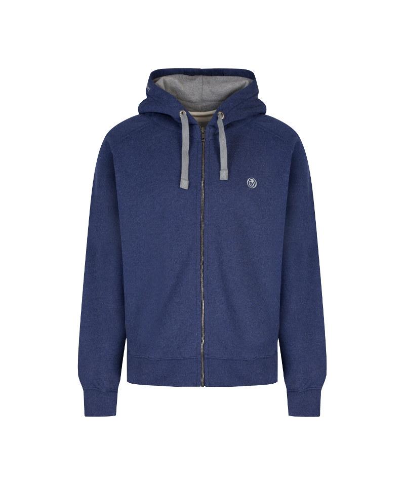 zip up hoody, heart sutra, organic