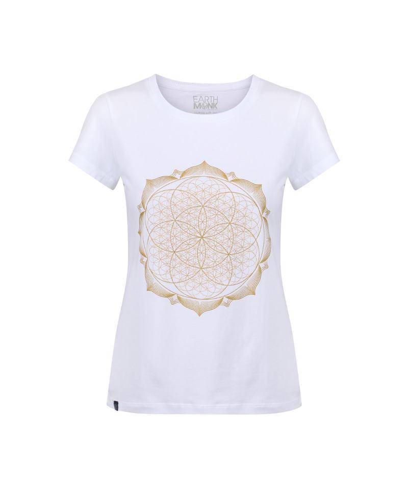 Lotus Flower Spiritual Mandala Spiritual T Shirt Earthmonk