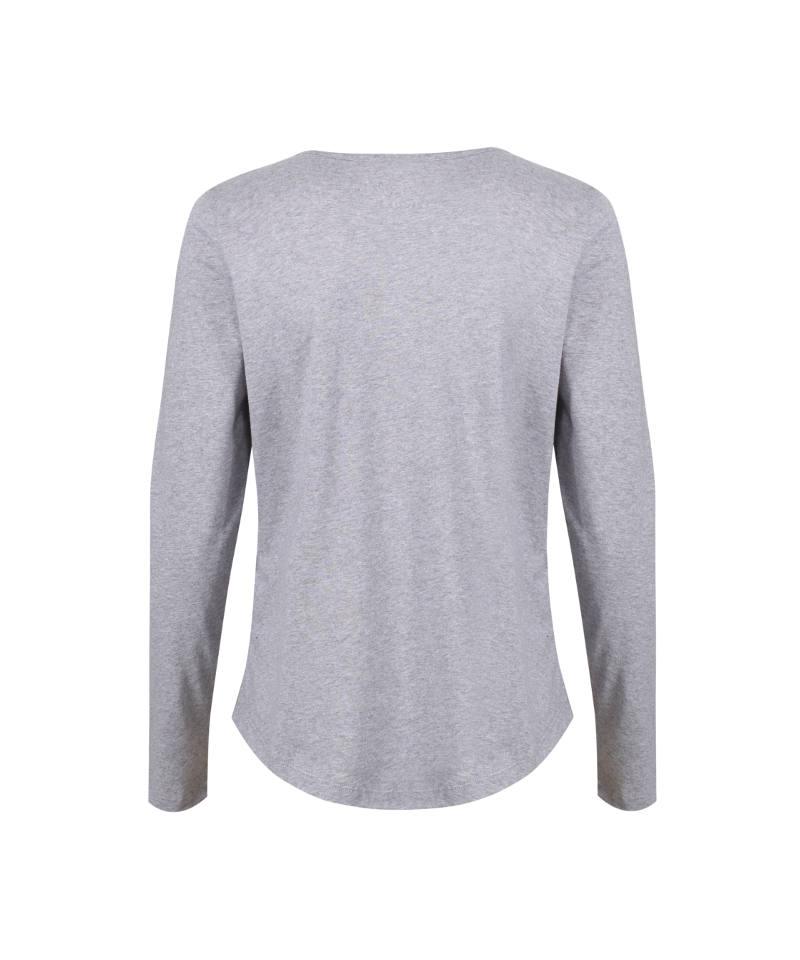 geometry-metallic-navy-lotus-flower-mandala-spiritual-t-shirt-product-image-2