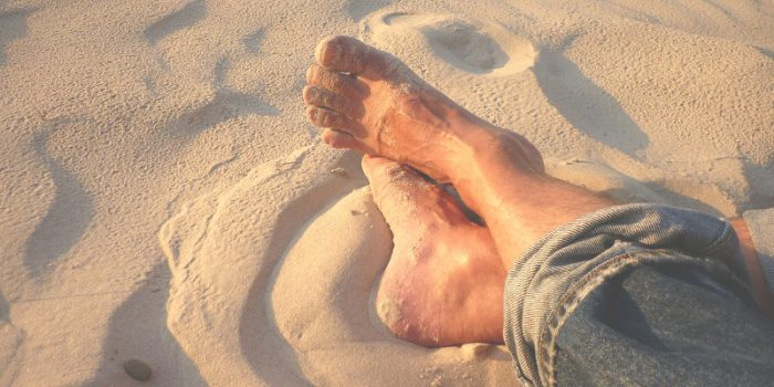 How to make the barefoot transition.