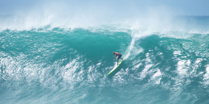 The inspirational story of the legendary surfer Eddie Aikau.